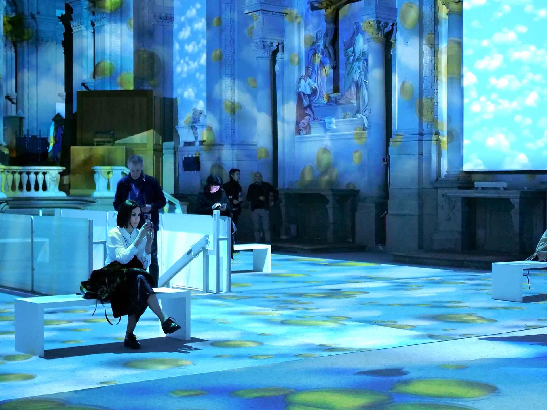 Inside Magritte Arte Immersiva